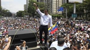 """Juan Guaidó advirtió que no se dejarán """"manipular"""""""