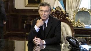 Macri recibió a miembros de la CIDH