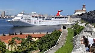 Carnival, primera demandada tras el endurecimiento del embargo a Cuba