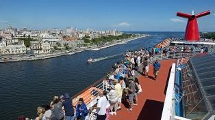 Cuba confía en llegar a los 4.300.000 turistas extranjeros pese a las sanciones de Estados Unidos