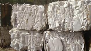 Crearon ladrillos ecológicos a partir de desechos de telgopor