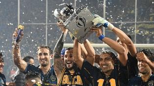 Boca se consagró campeón, tras derrotar a Central por penales