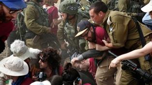 La ONU pide a Israel que frene las demoliciones de casas palestinas