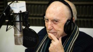 Cacho Fontana vuelve desde mañana a la radio por Nacional