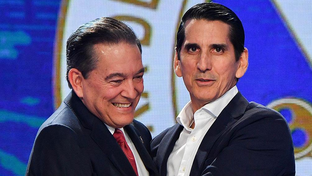 Laurentino Cortizo y Rómulo Roux, rivales por la presidencia
