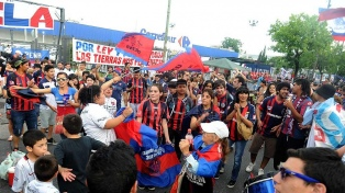 San Lorenzo inicia la vuelta: cierra el Carrefour de avenida La Plata