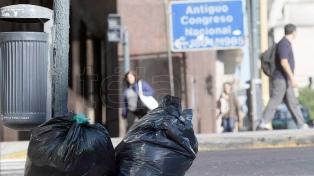 """""""Hoy se regulariza el servicio"""" de recolección de basura"""