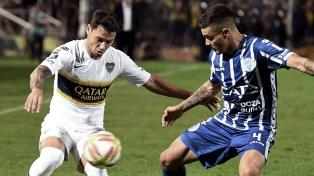 Boca le ganó a Godoy Cruz y logró el pase a cuartos de final