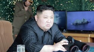 Kim Jong-un desafía a EE.UU. al lanzar proyectiles