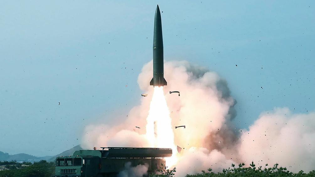 Alarma por los recientes ensayos de misiles de corto alcance de Corea del Norte