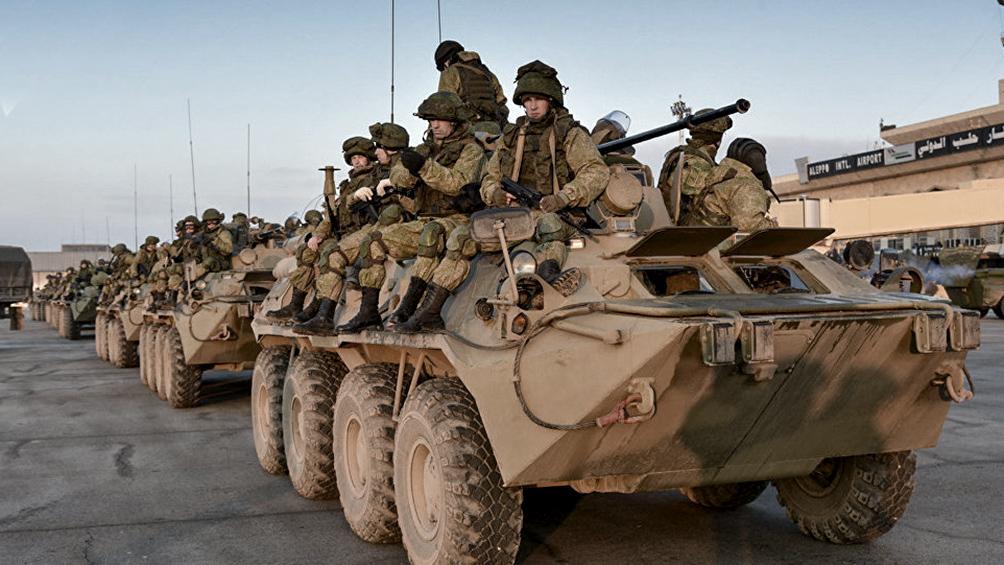 El Ejército avanza y ya controla la autopista que une Alepo y Damasco