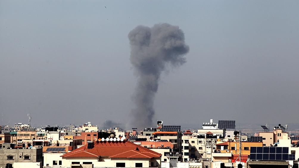 LIBIA: Un bombardeo contra un hospital en Trípoli deja tres civiles muertos y 10 heridos