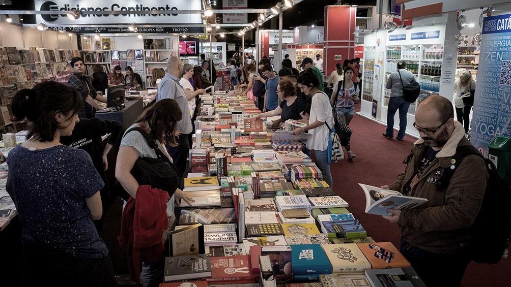 Confirman la suspensión de la Feria del Libro de Buenos Aires