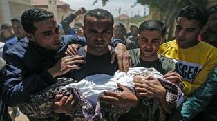 Fiscal pide abrir una investigación sobre crímenes israelies en Palestina