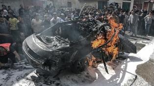 Cientos de ataques y decenas de víctimas hacen temer una escalada militar en Gaza