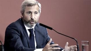 """Frigerio afirmó que """"la Justicia debe decir quiénes se llevaron los recursos de los argentinos"""""""