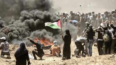 """Resultado de imagen para La ONU alerta sobre un """"colapso social"""" en la Franja de Gaza nota"""