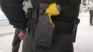 Las fuerzas de seguridad federales comenzarán a usar 300 armas no letales