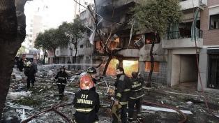 Convocan a marchar en repudio al fallo que condenó al gasista por explosión de edificio en Rosario