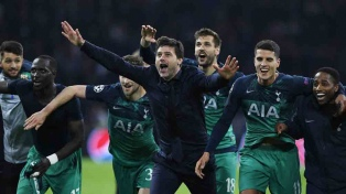 Otro batacazo: Tottenham le ganó sobre la hora al Ajax y es finalista