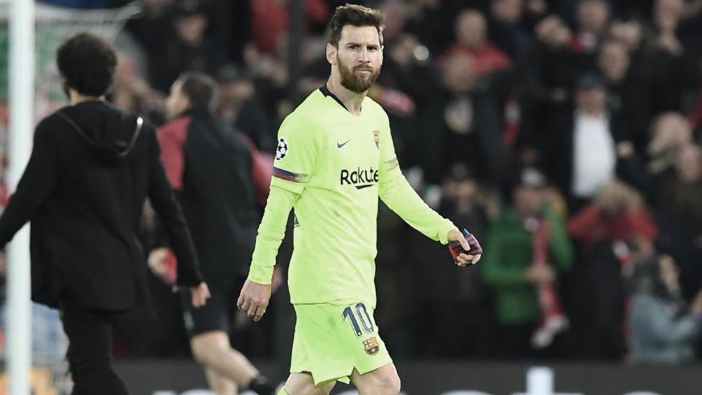 En plena euforia por Messi, Barcelona pasó controles sanitarios por el coronavirus