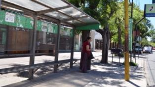 Una huelga de choferes afecta por cuarto día consecutivo al transporte público