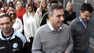 Negri y Mestre reconocieron el triunfo del gobernador Schiaretti