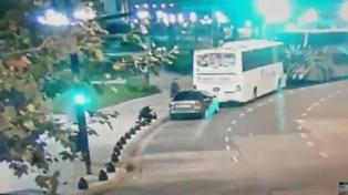 Difundieron las imágenes del ataque a Olivares
