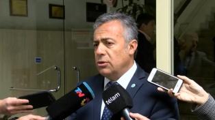 """Alfredo Cornejo: """"Lo importante es que haya gobernabilidad económica y que colabore la oposición"""""""