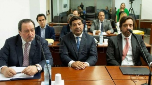Comenzó el primer juicio a Ricardo Echegaray