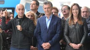 """Rodríguez Larreta: """"El candidato de Cambiemos es Macri"""""""
