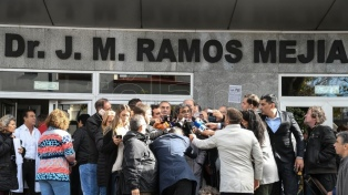 """El diputado Olivares sigue en """"estado crítico, con riesgo de vida"""""""