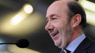 Murió el histórico dirigente socialista Pérez Rubalcaba, artífice del fin del ETA