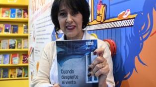 """María Fernanda Heredia: """"La literatura me da suficientes recursos para hablar del horror"""""""