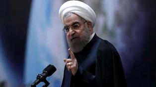 Irán seguirá enriqueciendo uranio si no se cumple el pacto nuclear