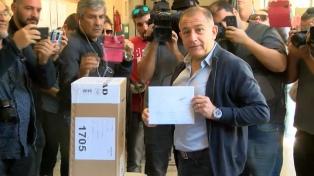 """Luis Juez: """"La victoria de Schiaretti es una claudicación de las instituciones"""""""