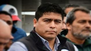 El petrolero Claudio Vidal anunció su candidatura a gobernador dentro del PJ
