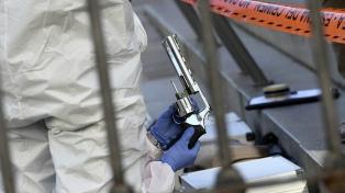 Detienen a un hombre que quiso ingresar a la Casa Rosada con un arma de fuego