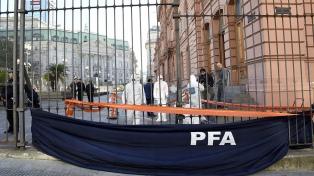Rechazaron el pedido de excarcelación del hombre que quiso entrar armado a Casa Rosada