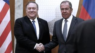 Los jefes de las diplomacias de Rusia y EE.UU. se reunirán en Washington