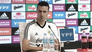Scaloni anuncia la lista de la preselección que jugará en Brasil