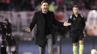"""""""Hicimos el partido perfecto"""", dijo Gallardo tras la goleada"""