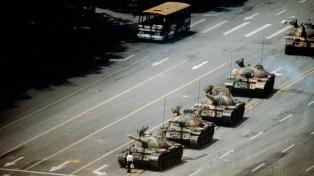 Bloquean Wikipedia a días del aniversario de la masacre de Tiananmen