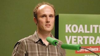 Sven Lehmann, vocero del grupo parlamentario de Los Verdes