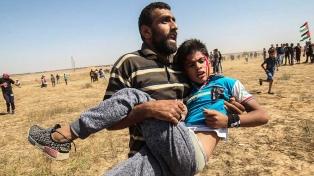 """Hieren a 47 palestinos durante las marchas por el aniversario de la """"nakba"""""""