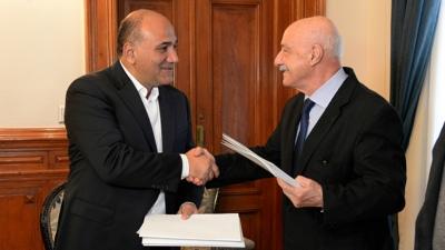 La provincia firmó un convenio con el Consejo Federal de Inversiones por $ 130 millones
