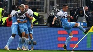Lazio, con gol de Correa, venció al Atalanta y gritó campeón