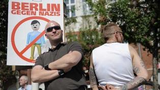 La justicia obliga a difundir un anuncio electoral de un partido neonazi