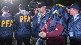 Navarro Cádiz admitió haber manipulado un arma pero dijo que no sabe qué pasó