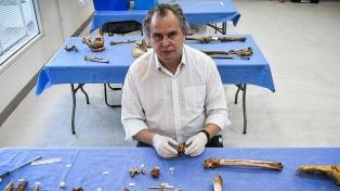 El Equipo de Antropología Forense cumple 35 años